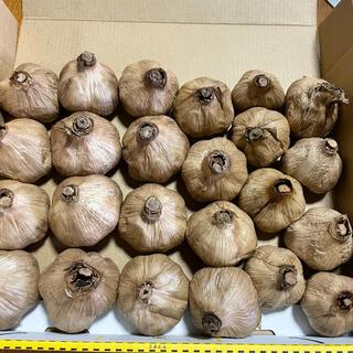 青森県産 丸ごと黒ニンニク(野菜)