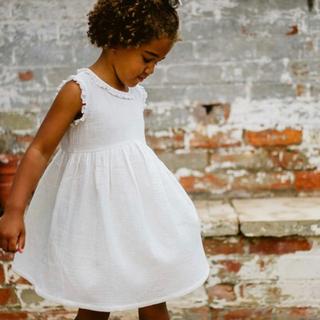 Caramel baby&child  - 最終お値下Little Cotton Clothes Celeste Dress