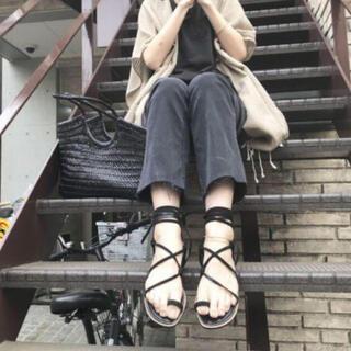L'Appartement DEUXIEME CLASSE - 新品 MANOLO BLAHNIK サンダル アパルトモン ドゥーズィエムクラス