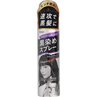 ホーユー(Hoyu)のビューティーン 黒染めスプレー(80g)(カラーリング剤)