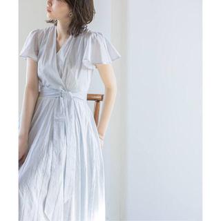 Noble - マリハMARIHAマドモアゼルのドレス ストライプ NOBLE 36