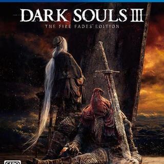 PlayStation4 - 【当日発送 追跡あり】DARK SOULS III FIRE EDITION