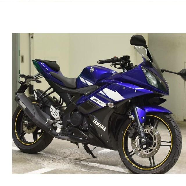 ヤマハ(ヤマハ)の★ ヤマハ YZF-R15 走行8600K 1CK1 絶好調 即乗り AA評価4 自動車/バイクのバイク(車体)の商品写真