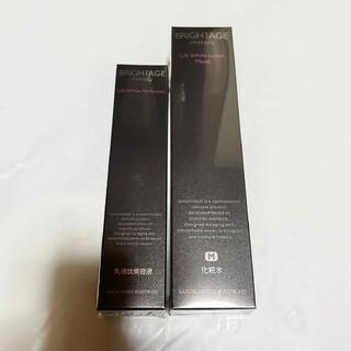 第一三共ヘルスケア - ブライトエイジ BRIGHTAGE 化粧品 2点セット 化粧水 乳液状美容液