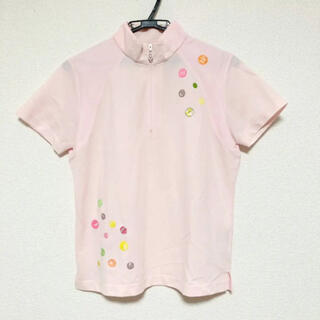 Munsingwear - Munsingwear マンシングウェア 半袖ポロシャツ ゴルフウェアM