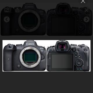 Canon - 新品未使用 CANON EOS R6 フルサイズミラーレス一眼