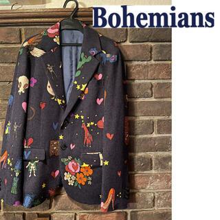 ボヘミアンズ(Bohemians)のボヘミアンズ ジャケットサイズS(テーラードジャケット)