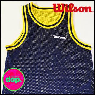 ウィルソン(wilson)の▼ Wilson mesh tank top ▼(タンクトップ)