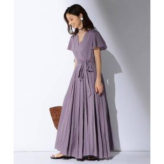ドゥーズィエムクラス(DEUXIEME CLASSE)のMARIHA マリハ  マドモアゼルのドレス ワンピース  (ロングワンピース/マキシワンピース)