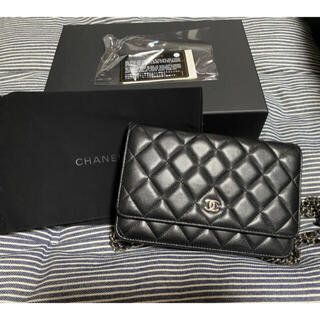 CHANEL - 正規品 CHANEL チェーンバッグ