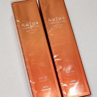 オージュア(Aujua)のデイライトシャワー 2本セット オージュア  ミルボン UV(ヘアケア)