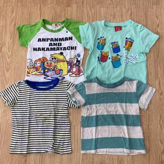 西松屋 - 男の子Tシャツ90cm4枚組まとめ売り