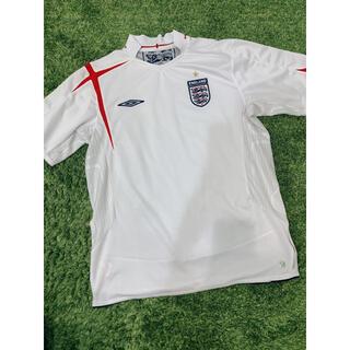 UMBRO - umbro サッカーイングランドユニフォーム