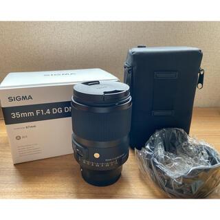 SIGMA - sigma 35mm F1.4 DG DN | Art  α Eマウント