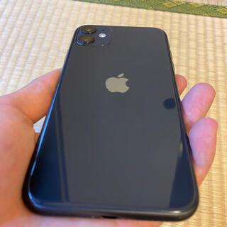 iPhone - iPhone 11 64GB black 美品