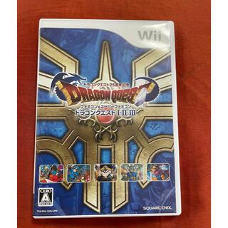 Wii - ドラゴンクエスト25周年記念 ドラゴンクエストI・II・III wii ソフト