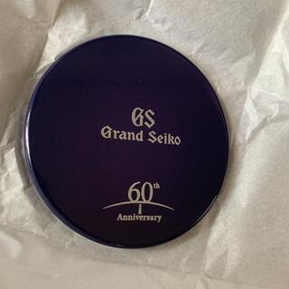 グランドセイコー(Grand Seiko)のGRAND SEIKO   漆塗りコンパクトミラー 非売品(ミラー)