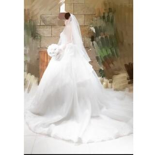 ヴェラウォン(Vera Wang)のyns ウェディングドレス(ウェディングドレス)