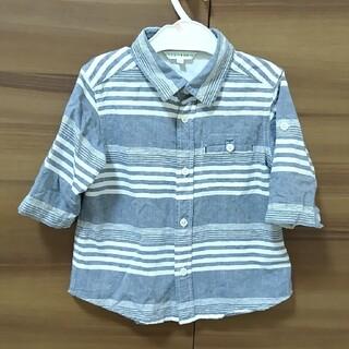 サンカンシオン(3can4on)の3can4on  シャツ size100(Tシャツ/カットソー)