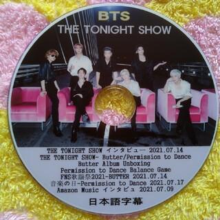 防弾少年団(BTS) - BTS THE TONIGHT SHOW
