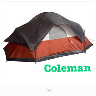 Coleman - コールマン 8人 用 レッドキャニオン テント