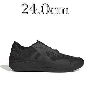 adidas - PRADA X ADIDAS LUNA ROSSA BLACK 24cm