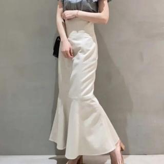 snidel - 新品未使用タグ付き スナイデル ハイウエストタイトスカート 0