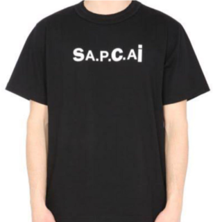 sacai - M APC sacai Kiyo Tシャツ サカイ アーペーセー