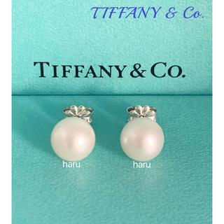 Tiffany & Co. - TIFFANY&Co. ティファニーパールピアス