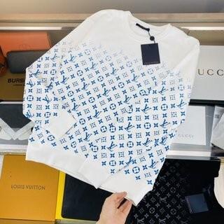 ルイヴィトン(LOUIS VUITTON)の21FW 新品 長袖tシャツ  (LOUIS)  S-71528(その他)