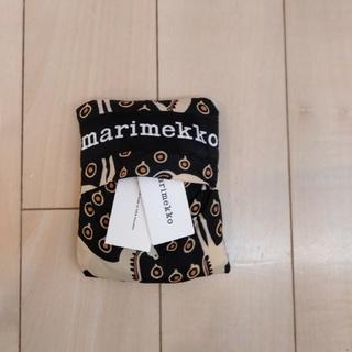 marimekko - ムスタタンマ 新作 新品 マリメッコ スマートトート エコバッグ