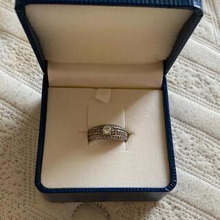 プラチナ900ダイヤモンドリング 1.00ct