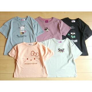 Disney - 新品キッズ服*未使用サンリオ*子供服スヌーピー*送料無料120cm*半袖Tシャツ
