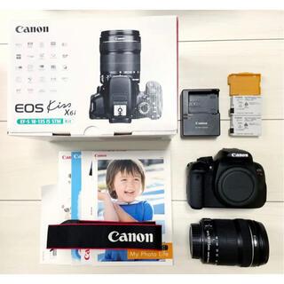 Canon - Canon EOS kiss X6i 一眼レフ 本体 レンズ