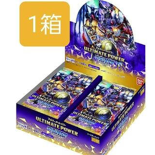デジモンカード ULTIMATE POWER BT-02 1箱(Box/デッキ/パック)