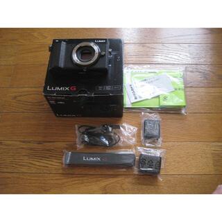 Panasonic -  保証有り  LUMIX  DC-GX7MK3  ボディ