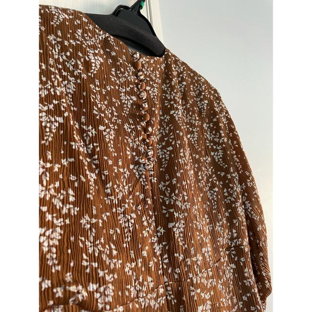 mame(マメ)のなな様専用 Mame Kurogouchi マメ ワンピース Dress  レディースのワンピース(ロングワンピース/マキシワンピース)の商品写真