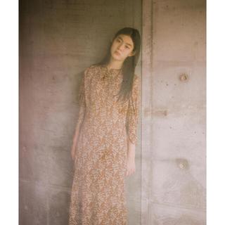 mame - 【Mame Kurogouchi マメ クロゴウチ ワンピース Dress