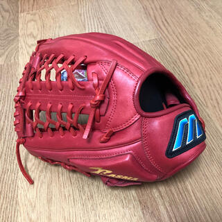 MIZUNO - ソフトボールグローブ/一般用/左投げグローブ/ミズノ ビューリーグ