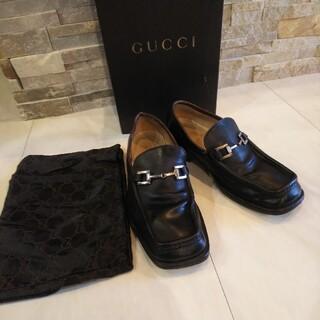 Gucci - GUCCI グッチ ローファー 40E