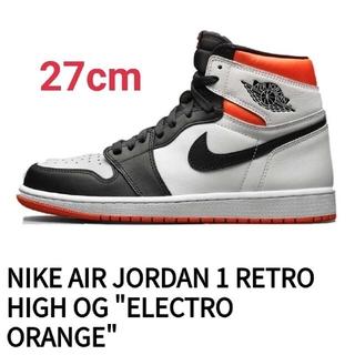 NIKE - AIR JORDAN 1 RETRO HIGH OG  27cm
