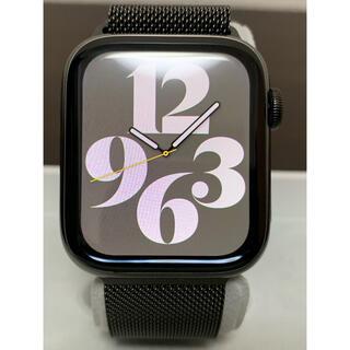 Apple Watch - 【純正ミラネーゼループ2個】アップルウォッチ6 ステンレス AppleWatch