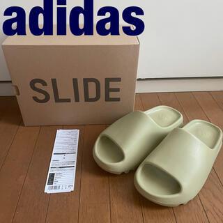 adidas - adidas YEEZY SLIDE RESIN 27.5cm