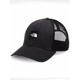 THE NORTH FACE - 【新品未使用 希少 レア】ノースフェイス ボックスロゴ キャップ 帽子 ブラック