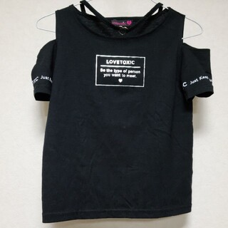 lovetoxic - キッズ女の子Tシャツ