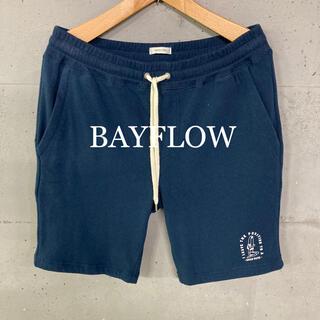 ベイフロー(BAYFLOW)の美品!BAYFLOW スウェットショートパンツ!(ショートパンツ)