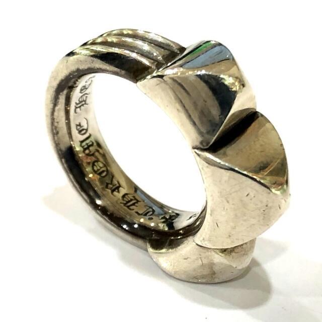 Chrome Hearts(クロムハーツ)のクロムハーツ WAXED PUNK ユニセックス リング・指輪 シルバー925 レディースのアクセサリー(リング(指輪))の商品写真