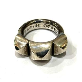 Chrome Hearts - クロムハーツ WAXED PUNK ユニセックス リング・指輪 シルバー925