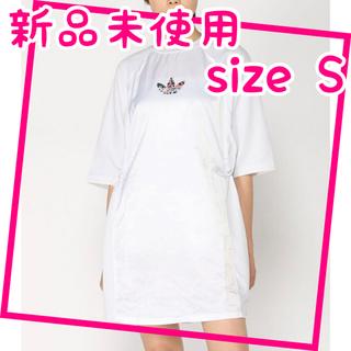 adidas - アディダス オリジナルス Tシャツ ワンピース 5〜9分袖ワンピース サイズS