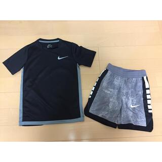 NIKE - ナイキ  Tシャツ&ショートパンツのセット(130-140)